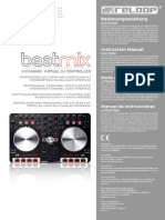 Reloop BeatMix Manual