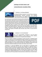 Workshops - Astralreisen Träume Matrix