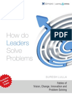 How Do Leaders Solve Problems