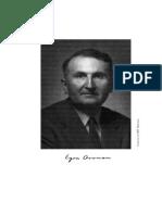 Egon Orowan - Biography