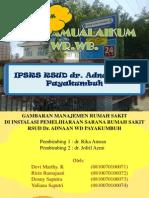 Ipsrs Rsud Dr.adnaan Wd Payakumbuh