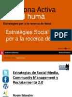 Trf-social Media 2.0