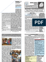EMMANUEL Infos (Numéro 105 du 09 Mars 2014)