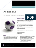 On the Ball - Issue 3