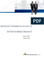 BI Demo Script - Better Business Insights
