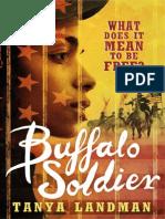Buffalo Soldier by Tanya Landman - sample chapter