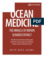 Ocean Medicine