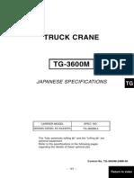 Tel Crane 360tons