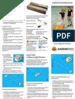 Slackline Tools - Slackpad
