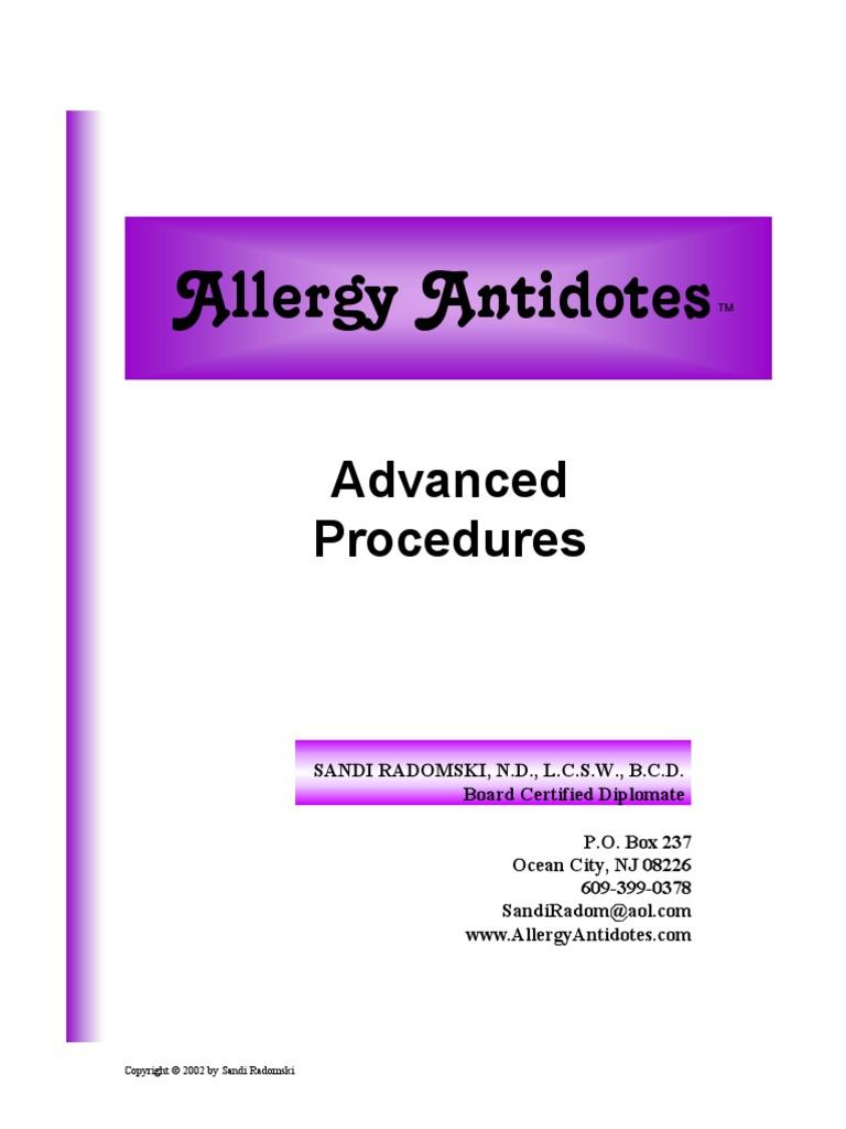 Allergiatiedote