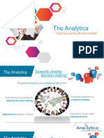 The Analytic A