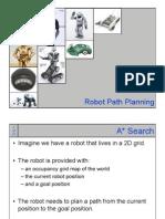 Robot Path Planning