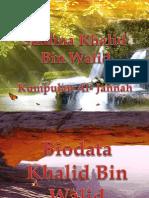 Saidina Khalid Bin Al-walid