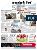 Banjarmasin Post Selasa, 11 Maret 2014