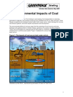 Enviro Impacts of Coal