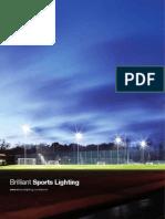 Brochure Sports Lighting