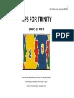 150_Tips for Trinity
