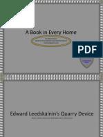 Pdf edward leedskalnin