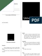 TESTE DE CONHECIMENTO DE INFORMÁTICA - UJ (2013.2)