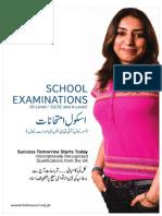 A Guide book for CIE Exams