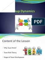 group piaget group dynamics