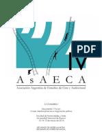 Programa IV Asaeca