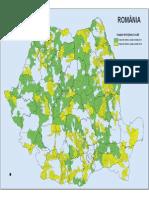Harta Gal Romania Update 2013