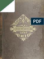 History of Muskingum County