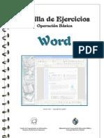 Ejercicios Word Basicos