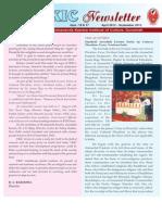 VKIC Newsletter