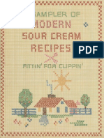 Sour Cream Recipes 2