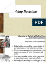 Session 10 GM Pricing Decision