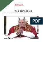 La Iglesia Romana Santa Satan