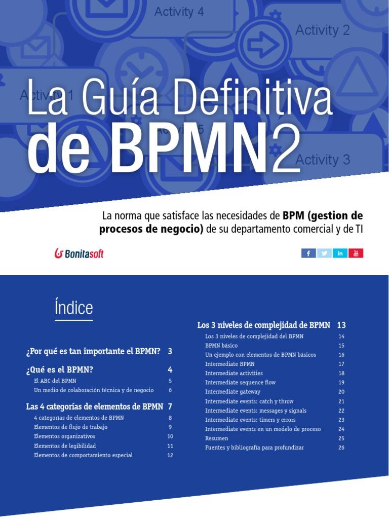 bpmn 2o manual de referencia y gua practicapdf - Bpmn Pdf