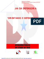 Cartilha Nare - Centro de Estudos 2