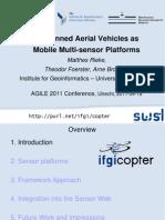 UAV Presentation