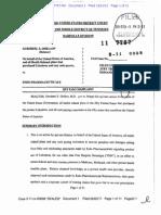 ENDO - Dhillon Complaint 2011