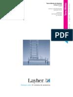 Torres Moviles de Aluminio Layher