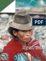 Parrot Time - Issue 6 - November / December 2013
