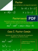 AAA Factorizacion