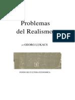 Problemas Del Realismo