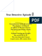 True Detective - Episode 8