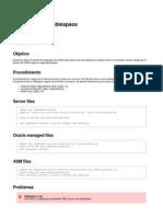 Oracle UNDO management