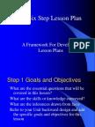 6step Lesson