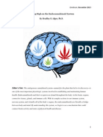 Getting High on the Endocannabinoid System