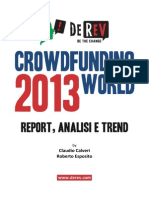 DeRev Crowdfunding World 2013