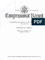 IRS Congressional Record 1943 Income