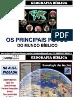 OS POVOS DO MUNDO BÍBLICO PARTE 2