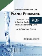 Piano Phrasing