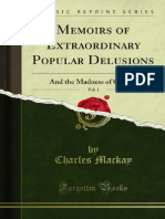 Memoirs of Extraordinary Popular Delusions and the Madness of Crowds v1 1000584695